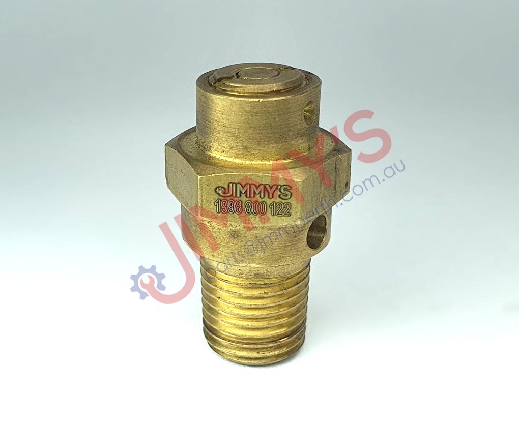 1998 800 122 – Air Pressure Safety Valve