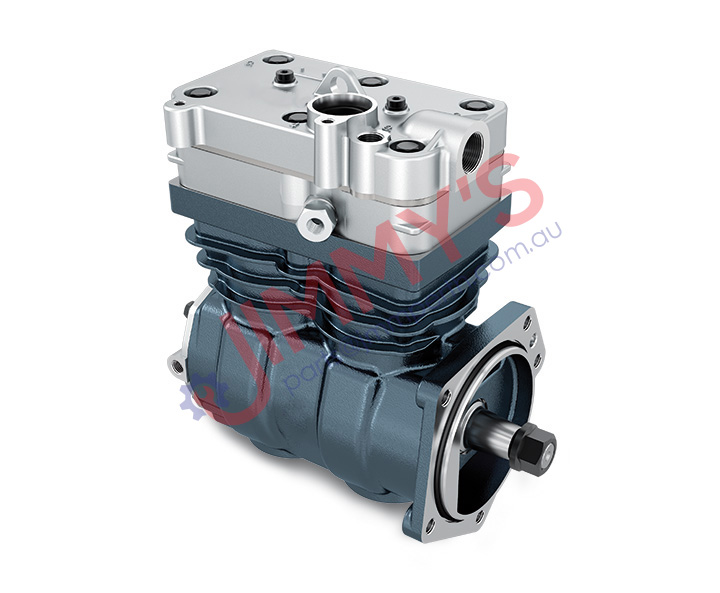 1998 500 002 – Air Brake Compressor Twin Cylinder Model No. FH12, FM12, NH12