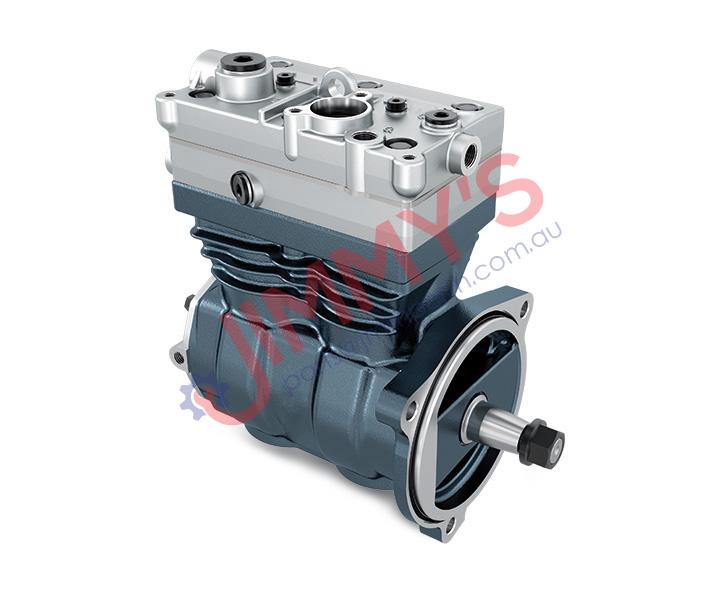 1998 500 004 – Air Brake Compressor Twin Cylinder Model No. FH12, FH13, FH16, NH12, FM9, FM12