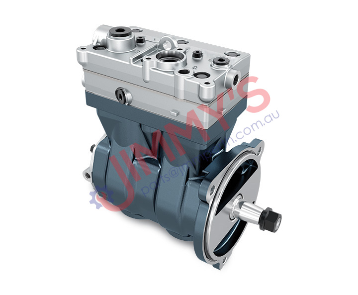 1998 500 005 – Air Brake Compressor Twin Cylinder Model No. FH12, FH13, FH16, NH12, FM9, FM12