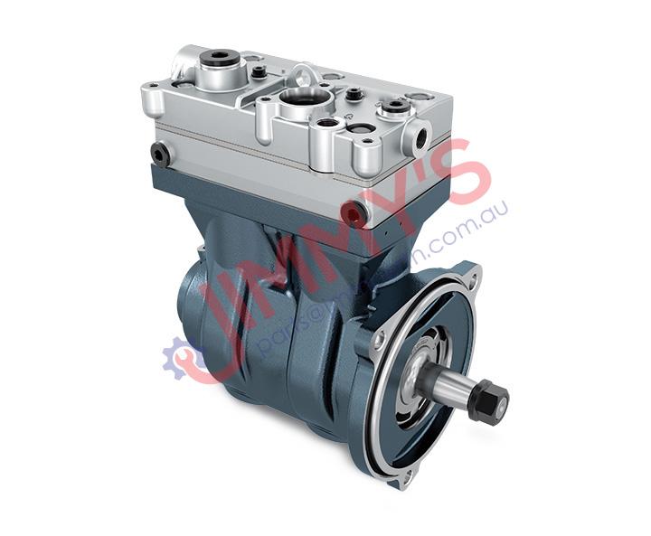 1998 500 007 – Air Brake Compressor Twin Cylinder Model No. FH12, FH13, FH16, FM9, FM11, FM13, B13R