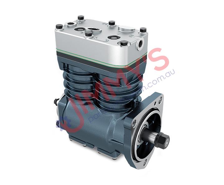 1998 500 014 – Air Brake Compressor Twin Cylinder Model – 3 SERIES TRUCK, 3 SERIES BUS, 4 SERIES TRUCK, 4 SERIES BUS, 4 SERIES HEAVY DUTY TRUCK