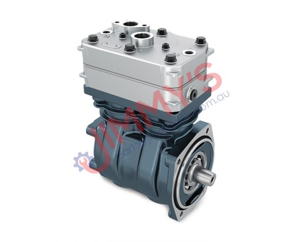 1998 500 020 – Air Brake Compressor Twin Cylinder Model No. XF95, 95XF, 85CF, 75CF, CF85II, CF85C, 1260VS, TBR2175, 1160AVM, F75, F95, 1260PP