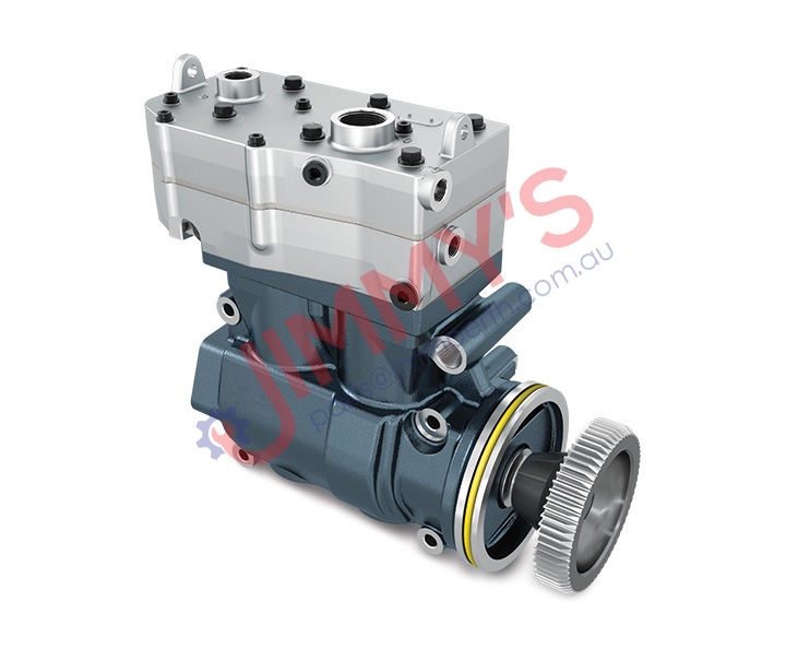 1998 500 022 – Air Brake Compressor Twin Cylinder Model No. XF105, CF85, PACCAR ENGINE, TEMSA SAFIR