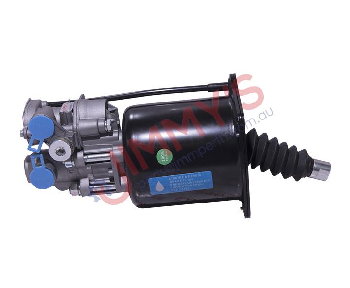 1998 700 007 – Clutch Servos Model No. 9700 511 070