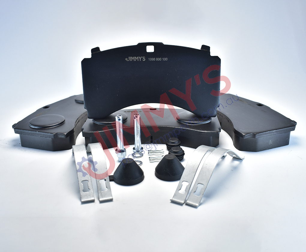 1998 800 100 – Brake Pads